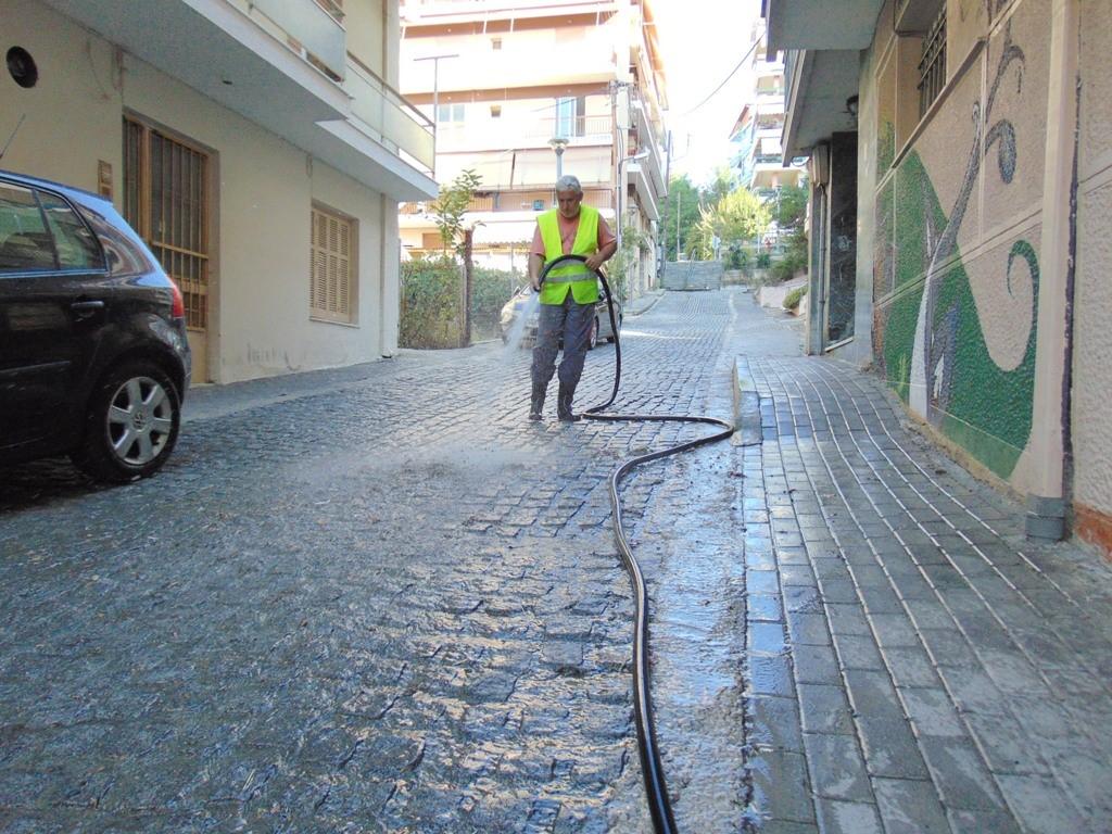 Photo of Επί ποδός οι υδροφόρες του Δήμου Γρεβενών-Την Τρίτη 22 Σεπτεμβρίου κλείνει η oδός Θεοδώρου Ζιάκα