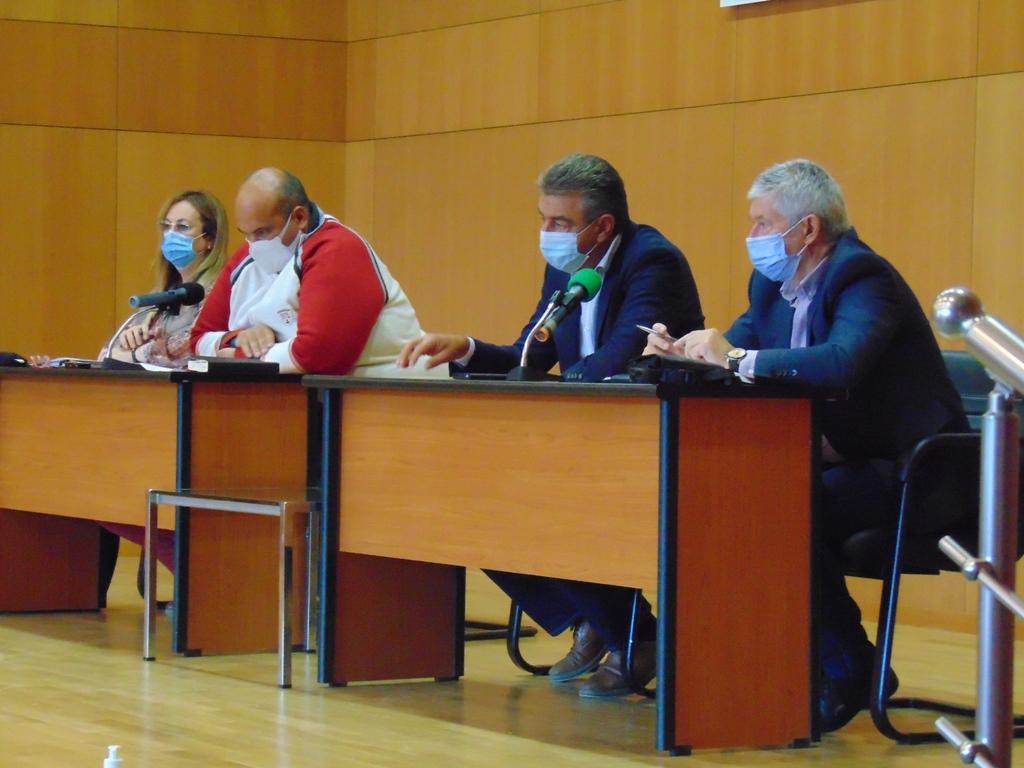 Photo of Δήμος Γρεβενών: Συνεδρίαση Συντονιστικού Οργάνου Πολιτικής Προστασίας εν όψει του χειμώνα