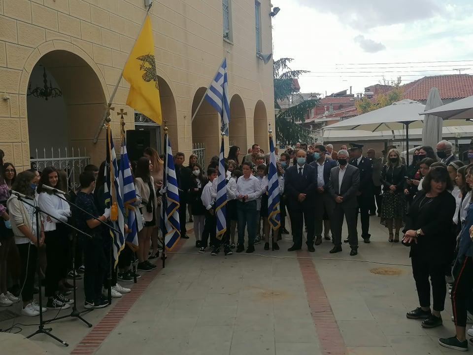 Photo of Eορτασμός 108ης Επετείου Απελευθέρωσης Πόλης Δεσκάτης